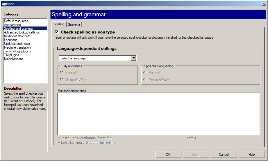 memoq_spelling_check_common_window
