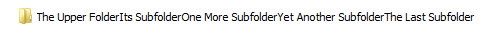 How To Create The Subfolder Tree Quickly