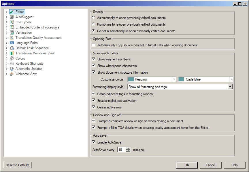 trados_studio_options_dialog_window