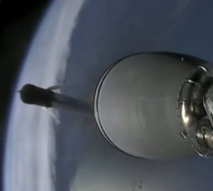 SpaceX CRS-19 Mission - MECO